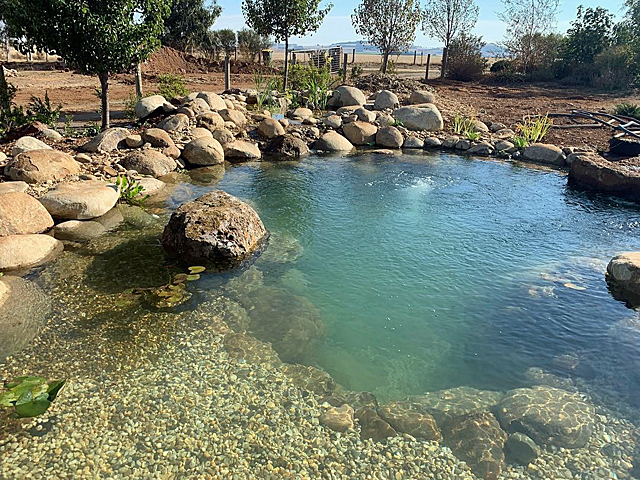 Aquascape Recreation Ponds On The Rise Project Ods