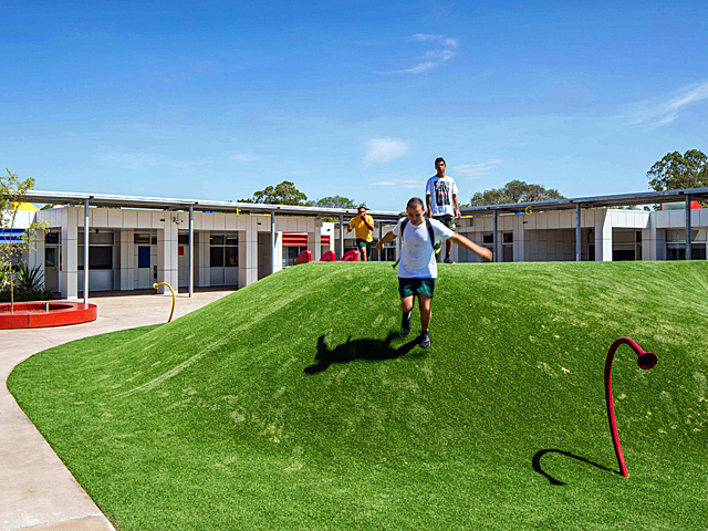NBRS Architecture-Cairnsfoot Special Needs School