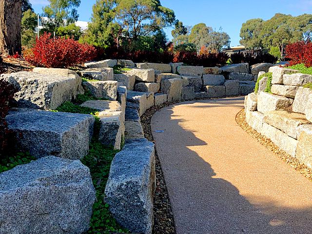 Landscape On The Rocks Project Ods