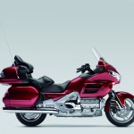 Studio side Red 2008 Goldwing