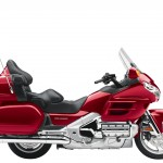 2010 Honda Gold Wing.