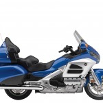 2012 Honda Gold Wing.