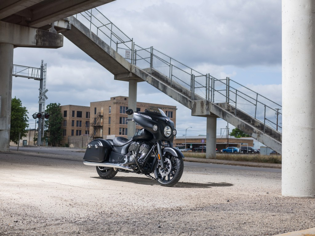 2018 Indian Chieftain Dark Horse
