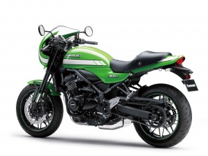Kawasaki Z900RS gets cafe treatment