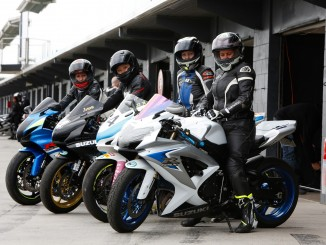 Expert Rider Tuition From Suzuki Champions Confirmed For Suzuki