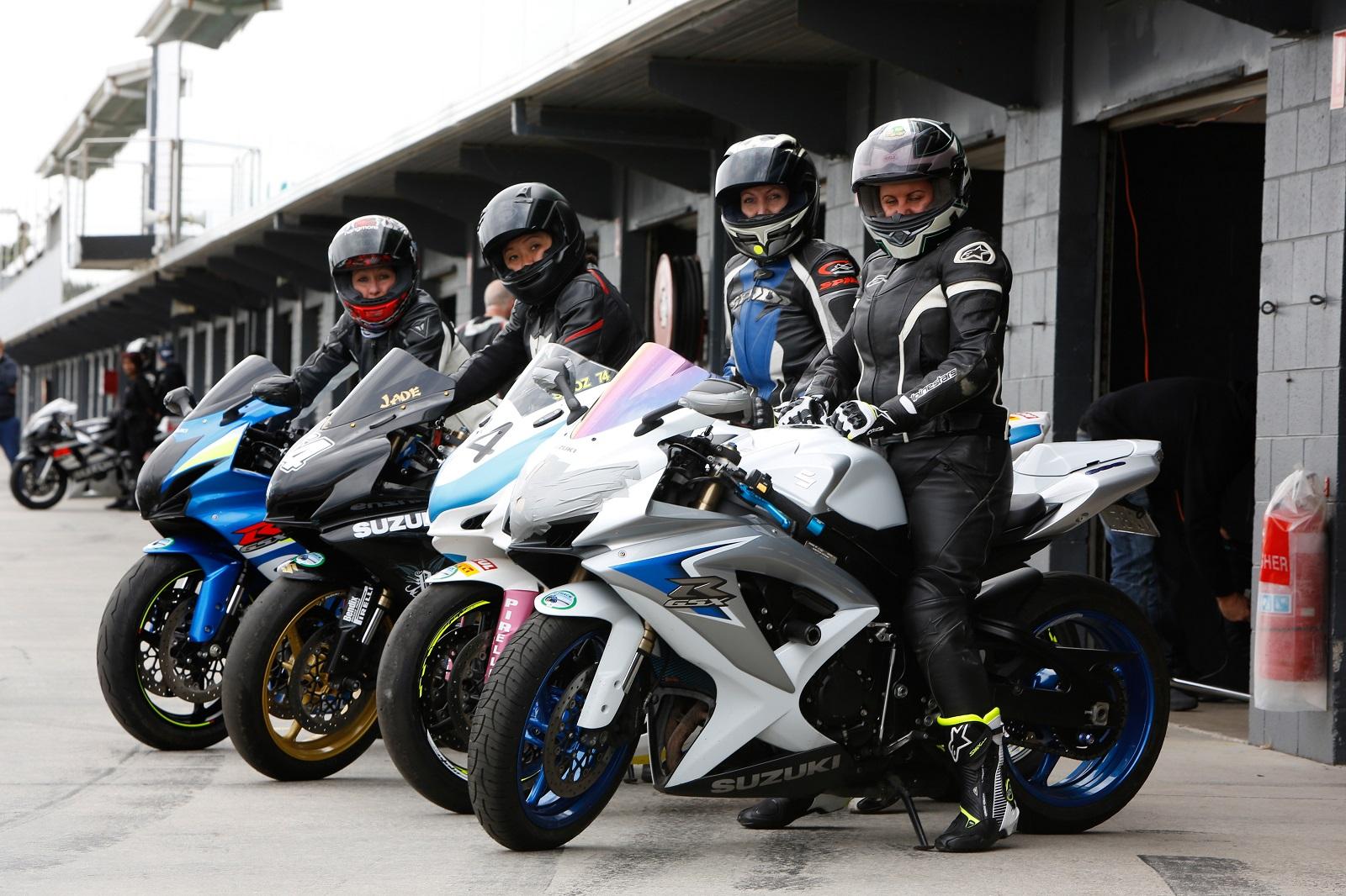 Expert Rider Tuition From Suzuki Champions Confirmed For Suzuki