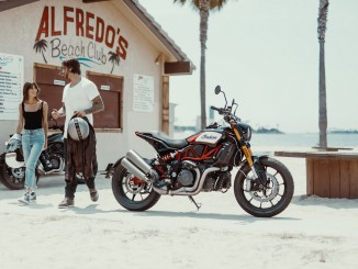 Indian Motorcycle Announces Akrapovic Exhaust Now Standard On FTR 1200 S Race Replica Model