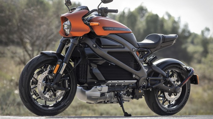 Harley-Davidson announces LiveWire full specification - Road Rider
