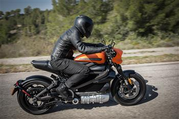 Harley-Davidson has announced the LiveWire Motorcycle's full specification