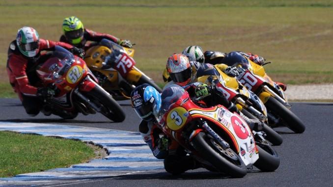 2018-08  International Challenge racing this weekend...  Image  Russell Colvin
