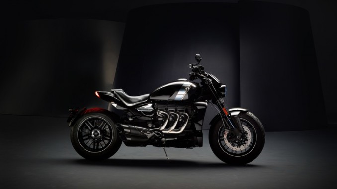 Triumph Rocket Ii Tfc Sets A New Benchmark For Giant Motorcycle