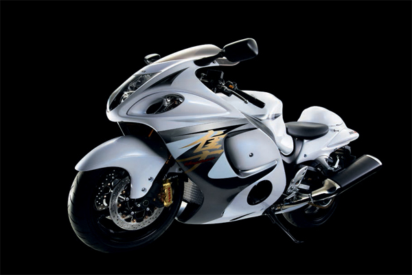 Suzuki Hayabusa review