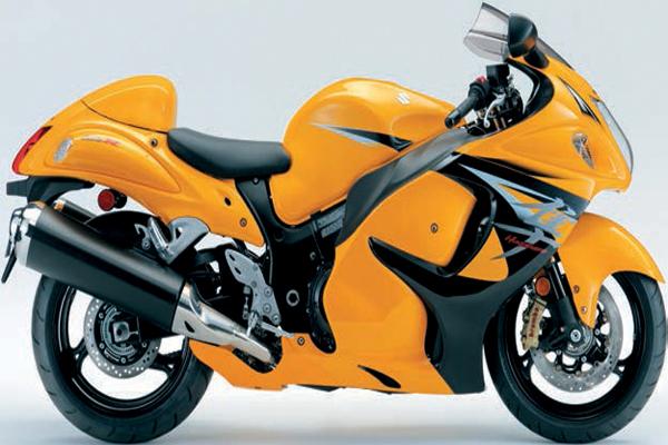 Suzuki Hayabusa Review - Road Rider Magazine