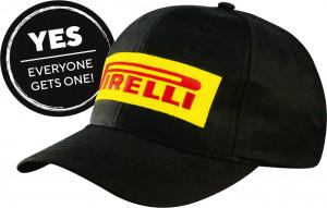 Pirelli Cap Road Rider Survey