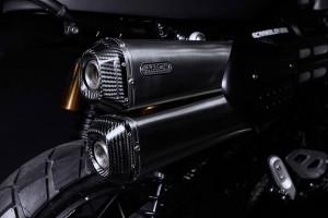 2020 Triumph Scrambler 1200 Bond Edition