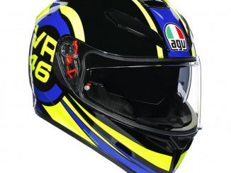 K3 Rossi replica helmet AGV 77-384-XX