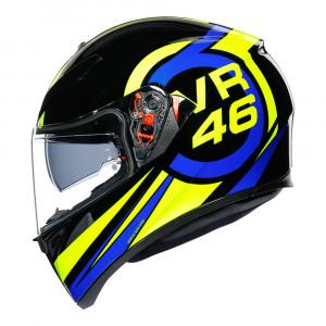 AGV K3 SV Rossi replica helmet