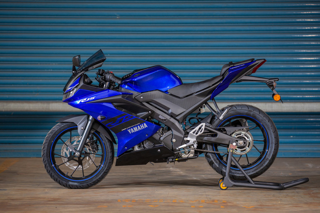 New Yamaha YZF-R15