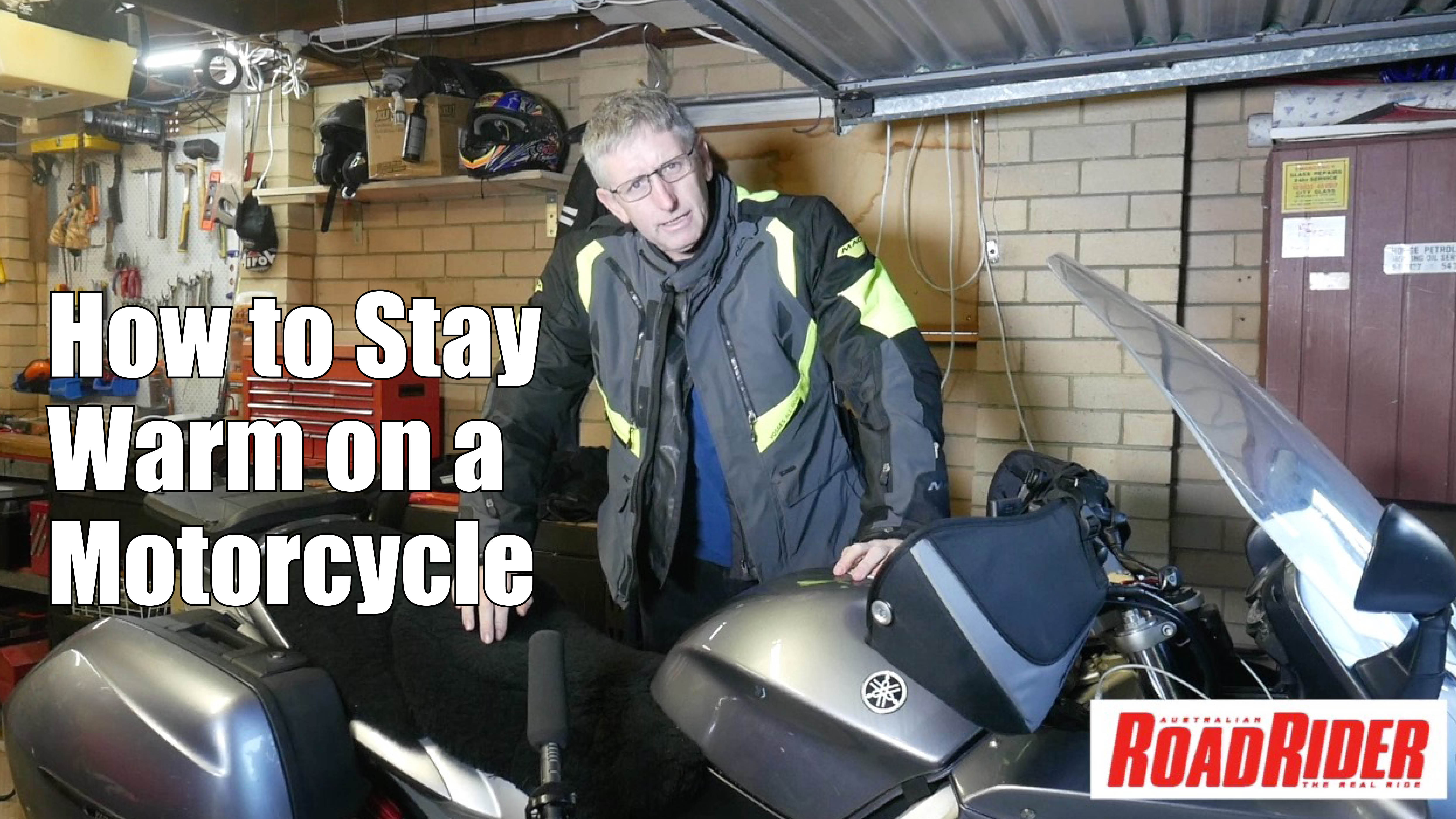 Youtube Thumbnail How to stay warm