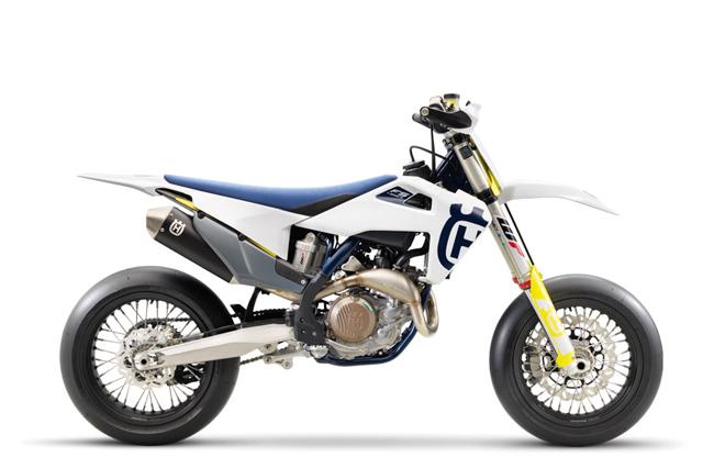 Husqvarna FS 450 Supermoto $16,495 RA