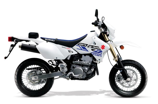 Suzuki DR-Z400SM $10,490 RA