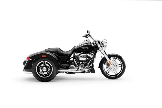 Harley-Davidson Freewheeler $45,995 RA