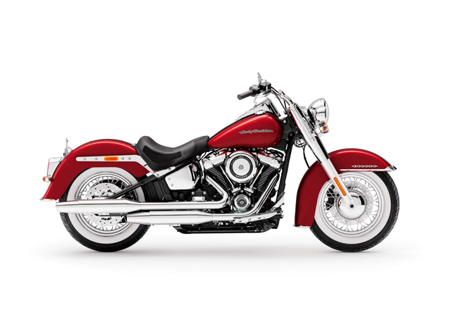 Harley-Davidson Deluxe from $29,750 RA