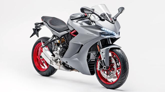 Ducati SuperSport $19,100 RA