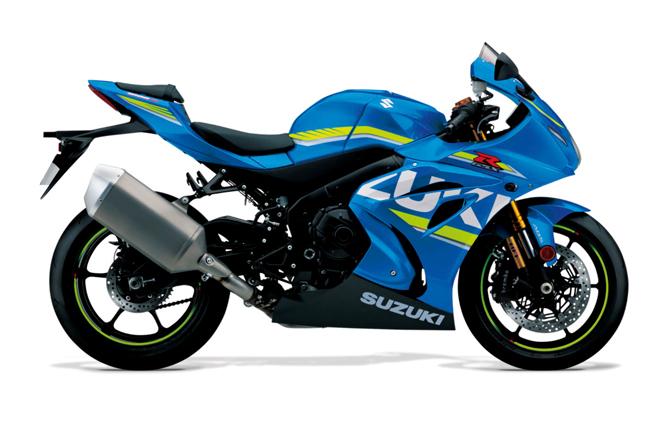 Suzuki GSX-R1000R $26,990 RA