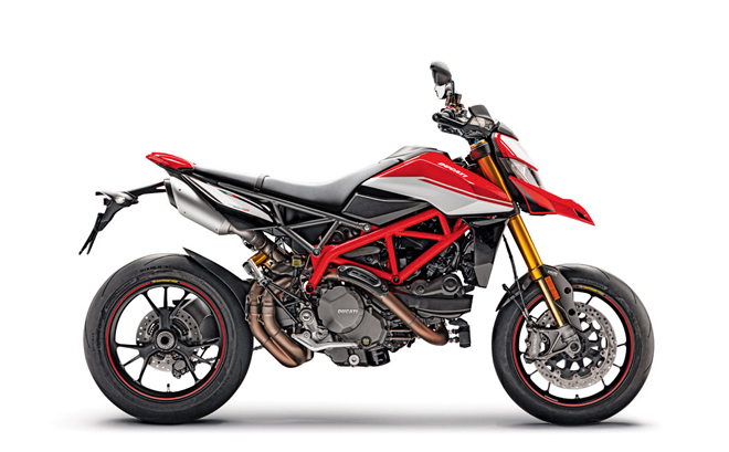 Ducati Hypermotard SP $26,600 RA