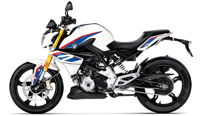 BMW G 310 R from $7310 RA