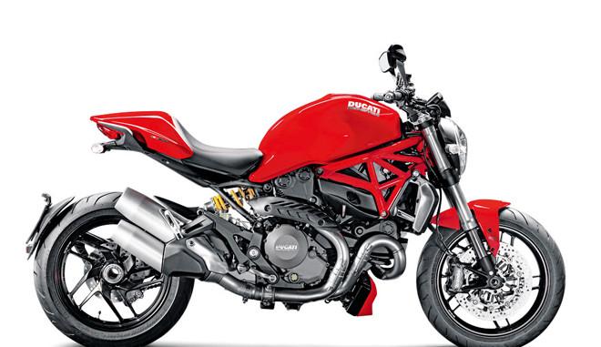 Ducati Monster 1200 $23,700 RA