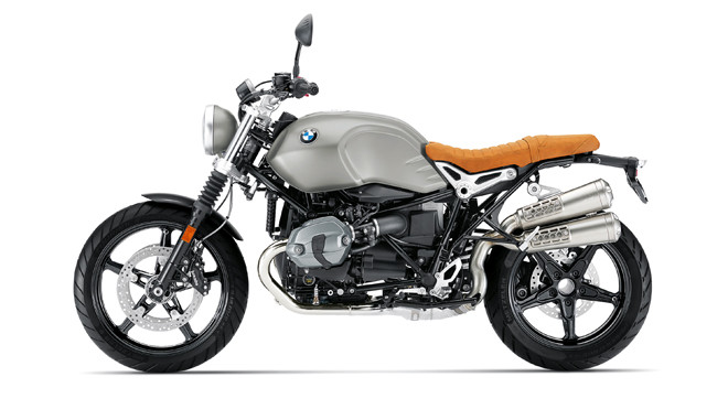 BMW R nineT Scrambler $21,370 RA
