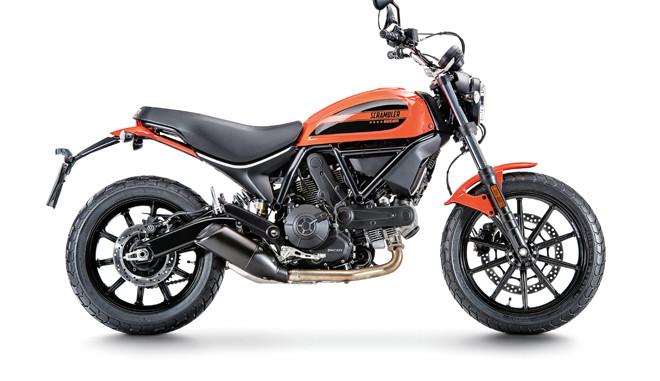 Ducati Scrambler Sixty2 $13,850