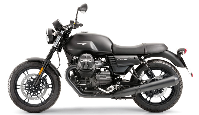 Moto Guzzi V7 III Stone $17,090 RA