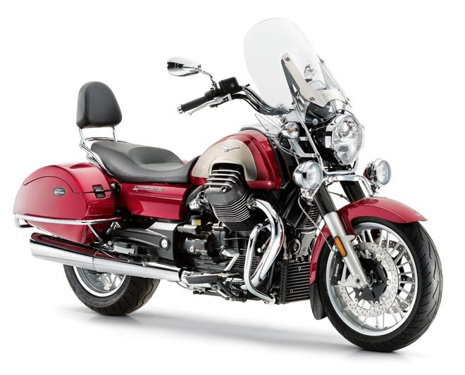 Moto Guzzi California Touring $27,990