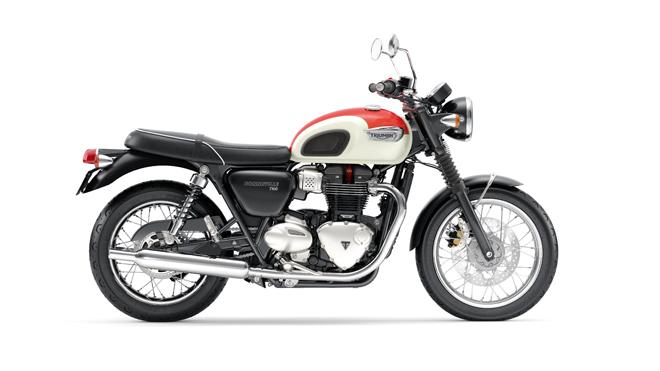 Triumph T100 $17,300 RA