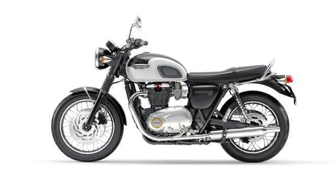 Triumph T120 from $19,900 RA