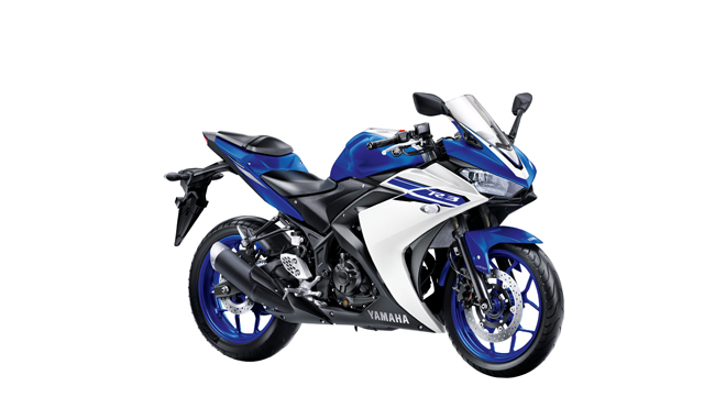 Yamaha YZF-R3 From $7899 RA