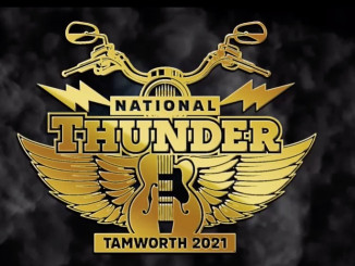 Roaring Thunder logo screenshot