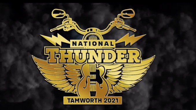 Roaring Thunder logo screenshot