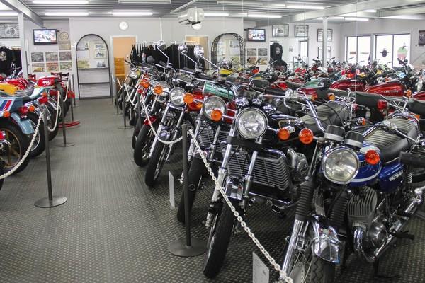 The Powerhouse Motorcycle Museum, Tamworth