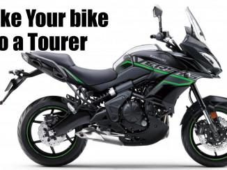 Make your bike a tourer