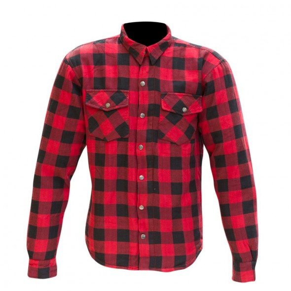 MERLIN AXE PROTECTIVE JACKET - RED $229.96