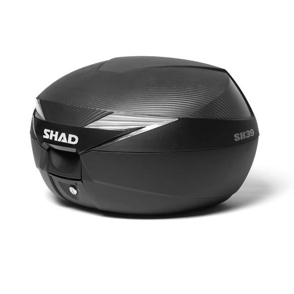 SHAD SH39 TOP CASE 39L - BLACK