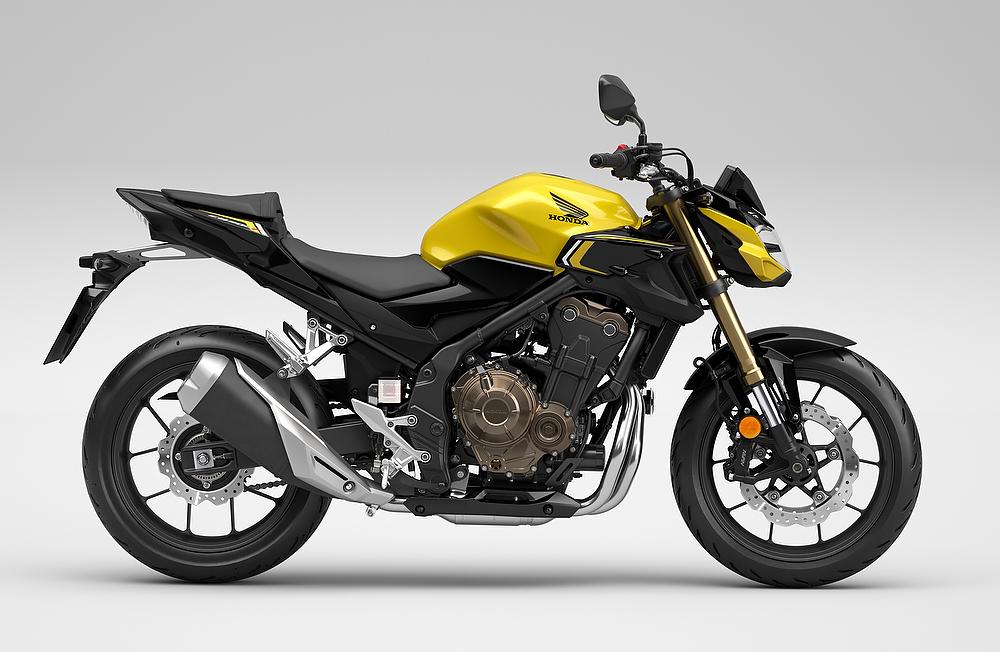 Honda CB500F 1 MY22