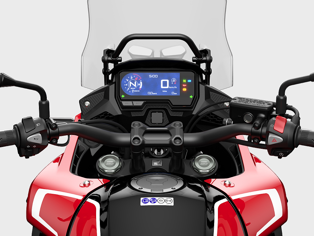 Honda CB500X 11 MY22