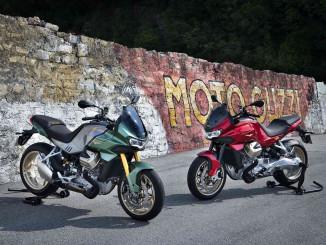 Moto Guzzi Mandello V100 bikes