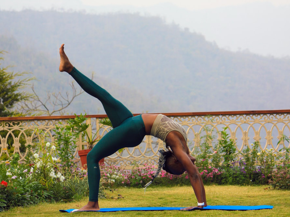 Flow state: how to boost your creativity through yoga