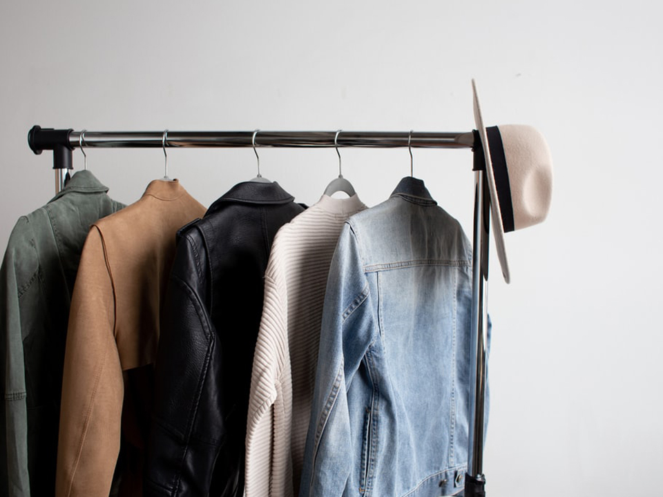 WILD shows you how to create the perfect capsule wardrobe